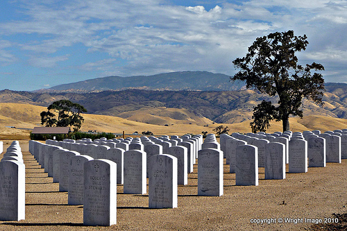 Bakersfield National Cemetary