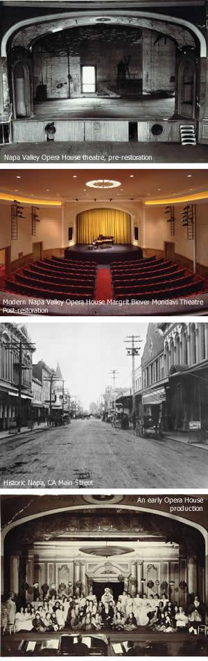 Napa Opera House Interior