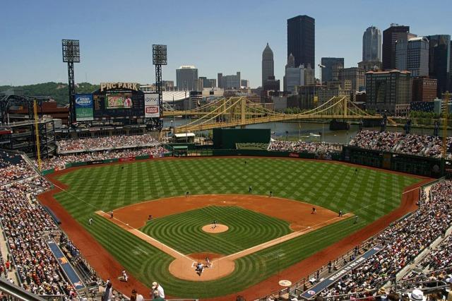 Pirates Baseball Stadium