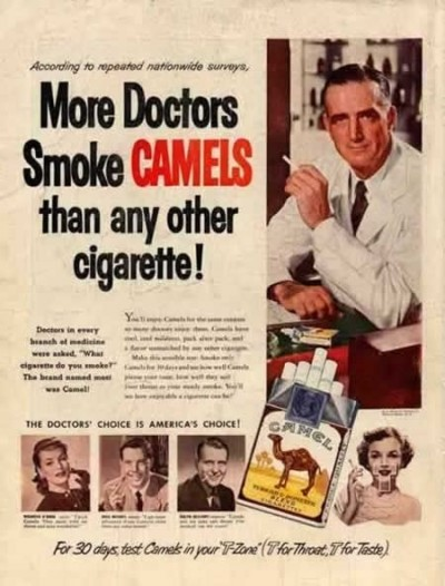 Doctors with Camels