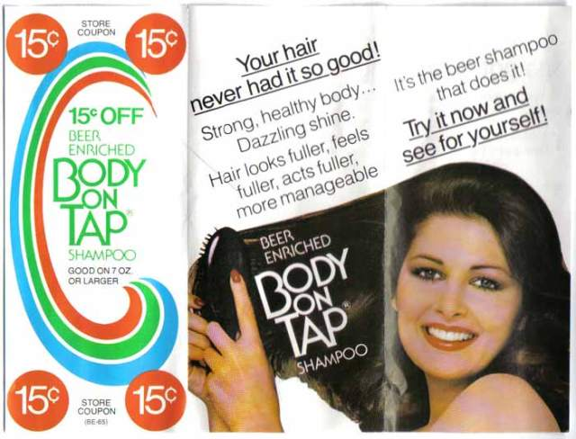 body on tap shampoo