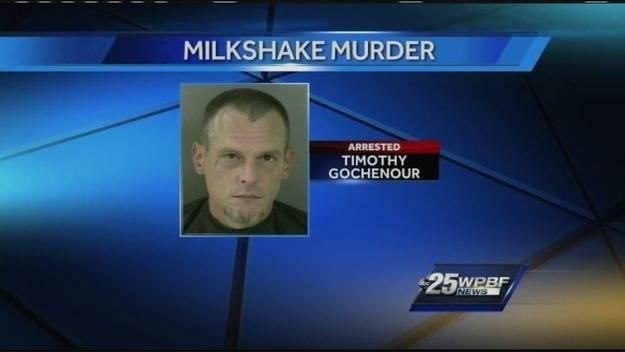 Florida milkshake murder