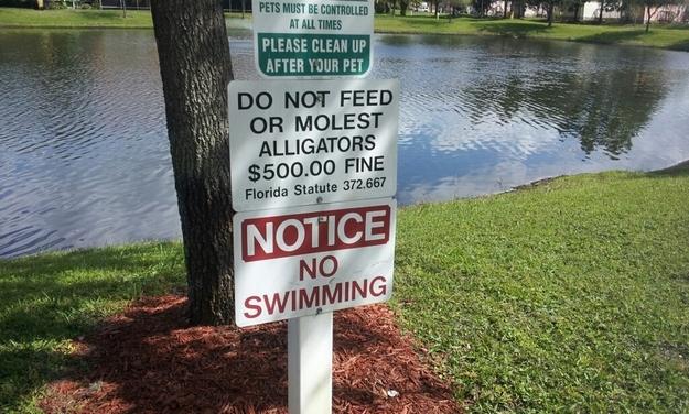 Florida sign 2