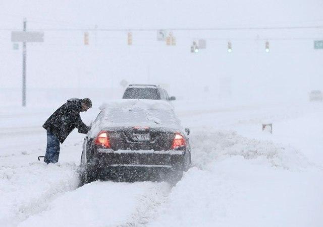 Indiana snow Jan 2014