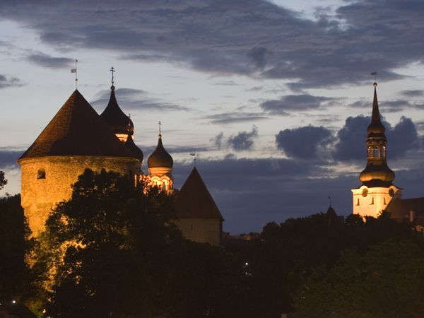 Old townTallinn Estonia