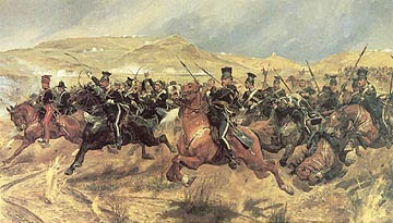 charge of Light Brigade
