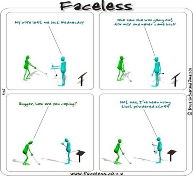Faceless 6