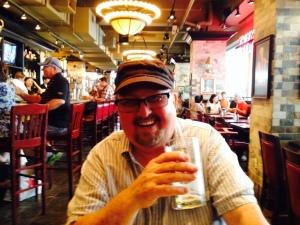 Dan at Heartland Brewery