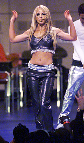 Brittany Spears Sept 9 1999