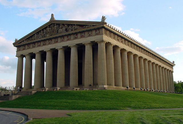 Parthenon at Nashville