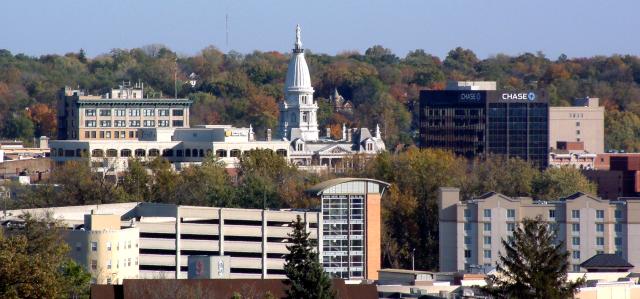 EarlyAutumn in Lafayette Indiana