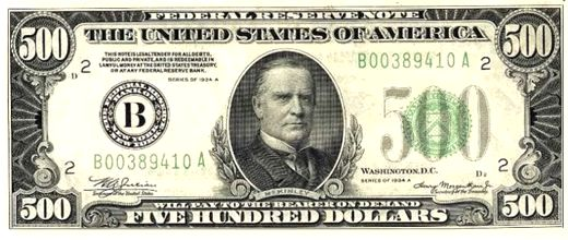 five_hundred_dollar_bill_American_front