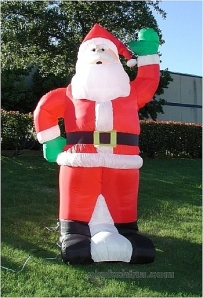 inflatable Santa Claus509