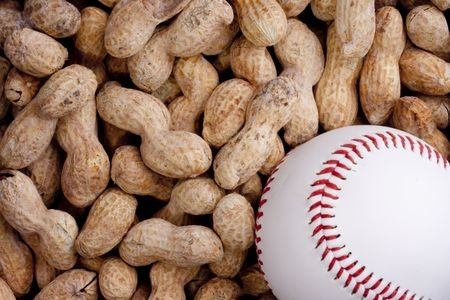Peanuts and Baseball