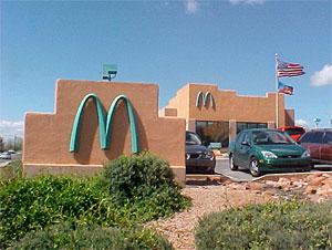 Sedona McDonalds