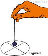 Chevreul pendulum