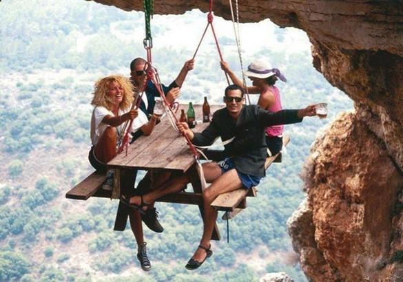 Extreme Picnicking