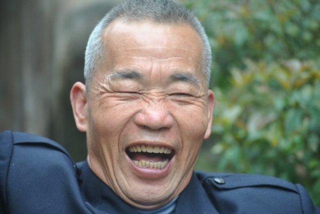 Happy Chinaman