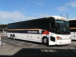 Amtrak Bus