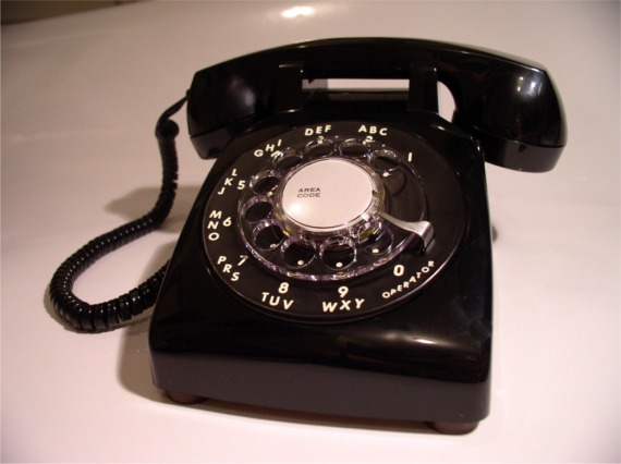 dial phone
