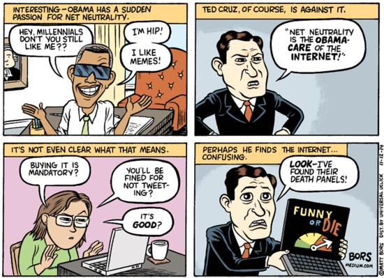 Obamanet
