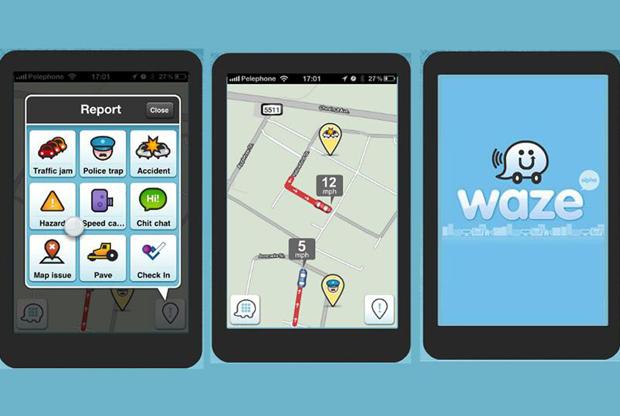 Waze Report