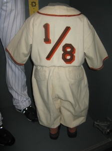 Eddie Gaedel Uniform