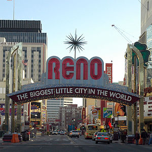 Reno nickname