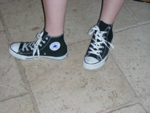 Converse Tennies