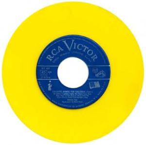 RCA Yellow