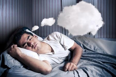 Man Dreaming
