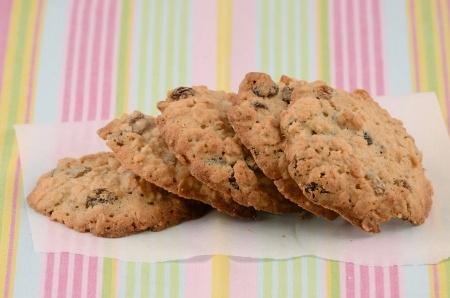 Oatmeal Rasin Cookies
