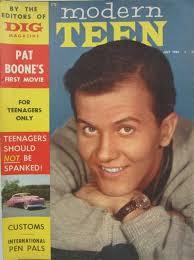 Pat Boone 1957