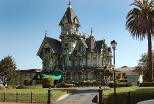 EUREKA Carson Mansion