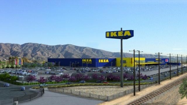 Ikea Burbank