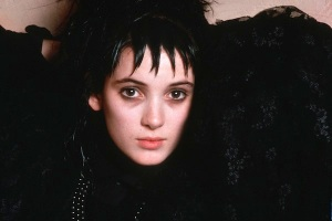 Winona Ryder (as Lydia Deetz) Beetlejuice (1988) Directed by Tim Burton USA - 1988 This is a PR photo. WENN does not claim any Copyright or License in the attached material. Fees charged by WENN are for WENN's services only, and do not, nor are they intended to, convey to the user any ownership of Copyright or License in the material. By publishing this material, the user expressly agrees to indemnify and to hold WENN harmless from any claims, demands, or causes of action arising out of or connected in any way with user's publication of the material. Supplied by WENN.com Featuring: Winona Ryder (as Lydia Deetz) Where: United States When: 01 Jan 1988 Credit: WENN