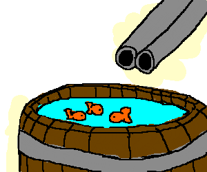 shooting-fish